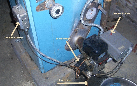 How to Restart a Furnace After Running out of Oil Did you run